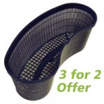 Bermuda Kidney Planting Baskets – 3 for 2 Offer