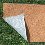 PondXpert Stone Faced Pond Liner Terracotta 1.2 X 1m
