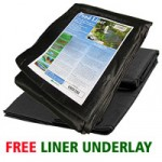Flexiliner 7.5×7.5m 15yr – Free Underlay