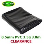 Blagdon PVC 3.5m X 3m Pond Liner ONLY