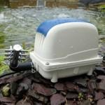 PondXpert ElectroAir Pump 2700 Plus FREE Accessories Kit