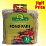 Barley Straw Pads Triple