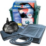 Small Fish Pond Kit 3000 Litres