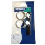 32mm Zinc Hoseclip – pair