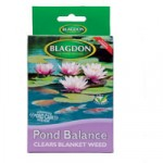 Blagdon Pond Balance – Medium pack (3000 gal)